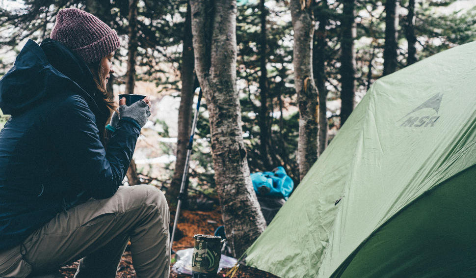 OUR TOP TIPS FOR CAMPING IN WINTER